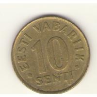 10 центов 1998 г.