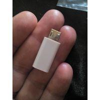 Переходник Тип C разъем  данных 3.1  USB 2.0