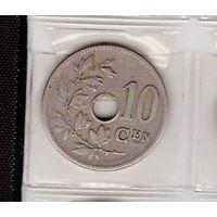 10 сантимов 1905 Бельгия (Belgie). Возможен обмен