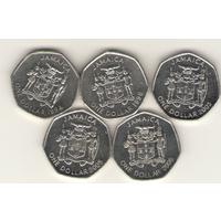 1 доллар 1994, 1996, 2003, 2005, 2006 г.