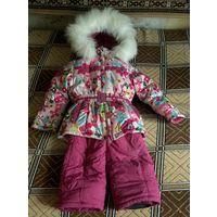 Куртка зимняяя KIKO, рост 110 см (5 лет)