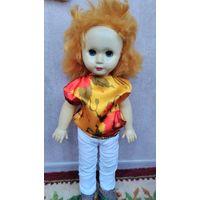 Кукла ссср большая, пластмассовая