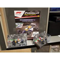 Formula 1 Auto Collection номер 7 - Williams FW 14B Найджел Манселл (1992)