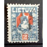 Литва старенькая марочка стандарт
