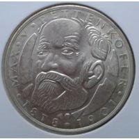 ФРГ 5 марок Петенкофен 1968