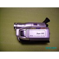 Видеокамера JVS -GR SXM195 на запчасти.