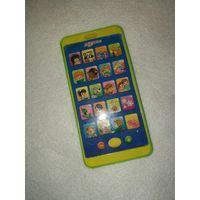 Интерактивный телефон Азбукварик с песенками