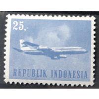Почтовая марка 1964 Transport and Traffic - Индонезия