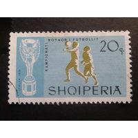 Албания 1966 футбол