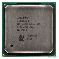 Intel Celeron D310 2,13Ghz Socket 478 SL8RZ (100460)