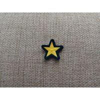 Нашивка звездочка нарукавный знак по годам службы для прапорщиков ВС СССР 5 и далее год службы на парадную форму