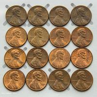 1 цент США 1982 D. Поштучно