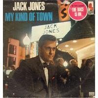 LP Jack Jones - My Kind Of Town