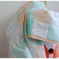 Одеяло покрывало плед для деток 3-6 лет