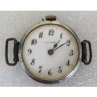 Часы наручные.Царская Россия В. Габю Вильям Габю W. Gabus. В рабочем состоянии