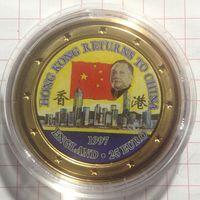 Англия 25 евро 1997г