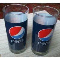 2 стакана Pepsi  Оригинал.
