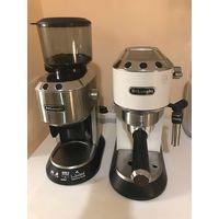 Кофеварка эспрессо DeLonghi Dedica Style EC 685