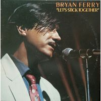 BRYAN FERRY /Lets Stick Together/1976, USA, Atlantic,Lp, EX