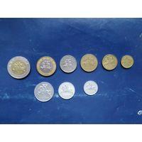 Набор монет Литва.
