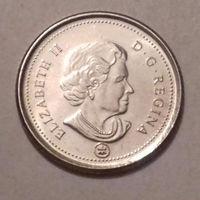 10 центов, Канада 2008 г.