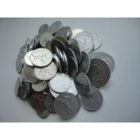 Литва куча монет ( алюминий для хендмэя )