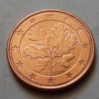 5 евроцентов, Германия 2004 J, AU