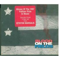 3CD Wynton Marsalis & The Lincoln Center Jazz Orchestra - Blood On The Fields (1997)