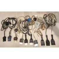 Шнуры для электрических самоваров. Лотом. 10 штук.
