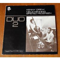 "Kenny Drew / Niels-Henning Orsted Pedersen ""Duo 2"" (Vinyl)"