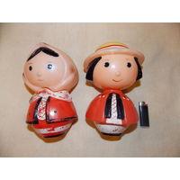 Редкие куклы СССР, игрушка СССР
