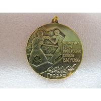 Спортивная медаль бокс