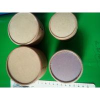 Старинная аптечная упаковка-матрешка из четырех картонных коробок.Начало XX-го века.