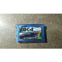 Картридж GameBoy Advance TOCA World Touring Cars на русском