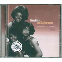 CD Diana Ross And The Supremes - Love Is In Our Hearts The Love Collection (2007) Funk, Soul