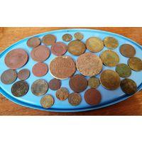 Монеты РИ 30 шт (на опыты и реставрацию)