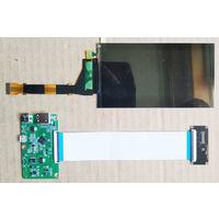 """Экран 5.5"""" SHARP LS055R1SX04 1440x2560 (MIPI (2 ch, 4 полосы данных), разъем, 50 контактов, HDMI)"""