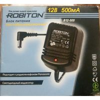Блок питания (нестабилизированный) Robiton B12-500