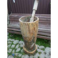 Ступа деревянная