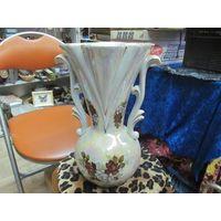 Большая интерьерная ваза, МФЗ, 36 см.