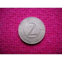 Словения 2 толара 1994 г. :