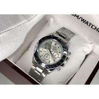 Часы мужские Rolex Daytona Silver(копия), новые