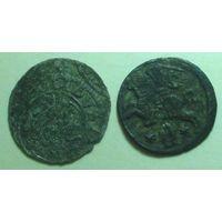 2 монеты.