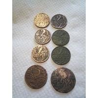 2, 5 грошей 1923 - 1938 г.г.