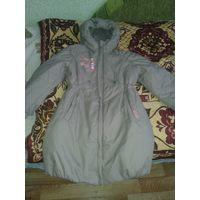 Пальто детское Белльбимбо
