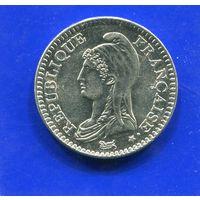 Франция 1 франк 1992 , 200 лет Французской Республике