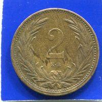 Венгрия 2 филлера 1915