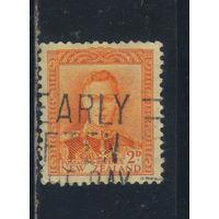 GB Новая Зеландия 1938 GVI Стандарт #236