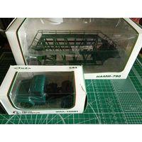 Продам набор ЗИЛ 130в1 + полуприцеп НАМИ 790 производитель Автоистория (Аист)