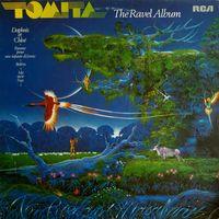 Tomita /The Ravel Album/1979, RCA, LP, EX, Germany